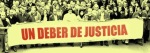 pancarta huelga
